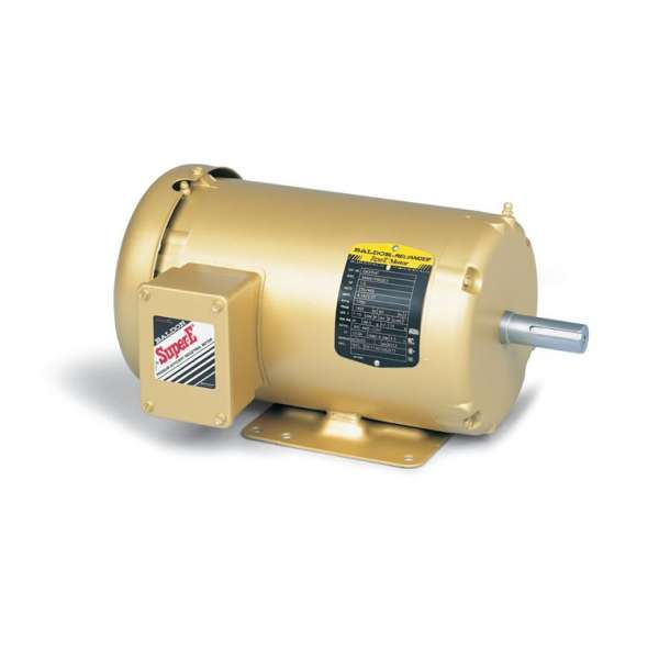 Motor Baldor EM36015T 5HP 1800 RPM 3/60hz