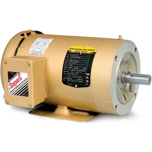 Motor Baldor CEM36015T 5HP 1800 RPM 3/60hz
