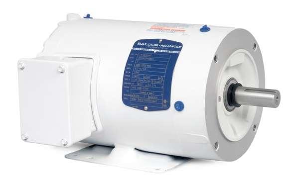 Motor Baldor Lavable CWDM3545 1HP 3600 RPM 3/60hz