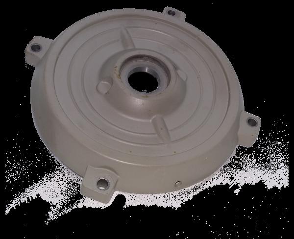 Escudo o tapa lado eje motor GP100 Siemens armazon 143T
