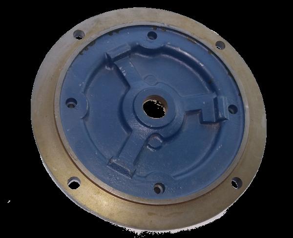 Brida tipo D para motor RGZ Siemens armazon 182TD / 184TD