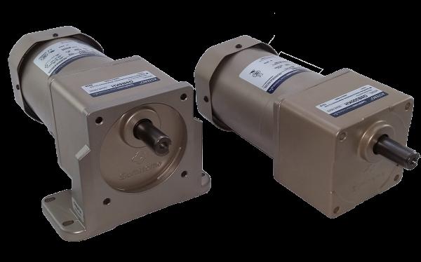 Motorreductor pequeño ejes paralelos fraccionario Astero Sumitomo modelo G9B75KH/A9M60BH 60watts 1/12HP 21 RPM