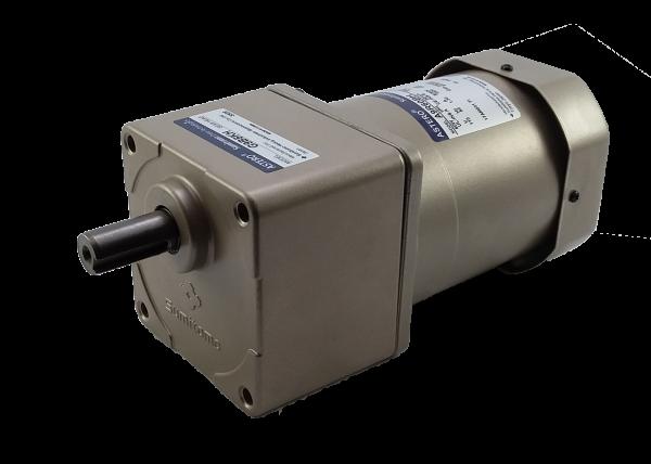 Motorreductor pequeño ejes paralelos fraccionario Astero Sumitomo modelo G9B5KH/A9M60BH/G9BXH10H 60watts 1/12HP 32 RPM