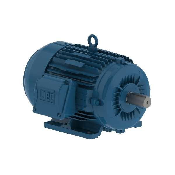 Motor electrico WEG trifasico 00718ET3EM213TW 7.5 Hp 1800 RPM 213/5T