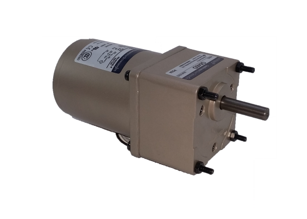 Motorreductor pequeño ejes paralelos fraccionario Astero Sumitomo modelo G630D/A6M06B 6watts 1/125HP 50 RPM
