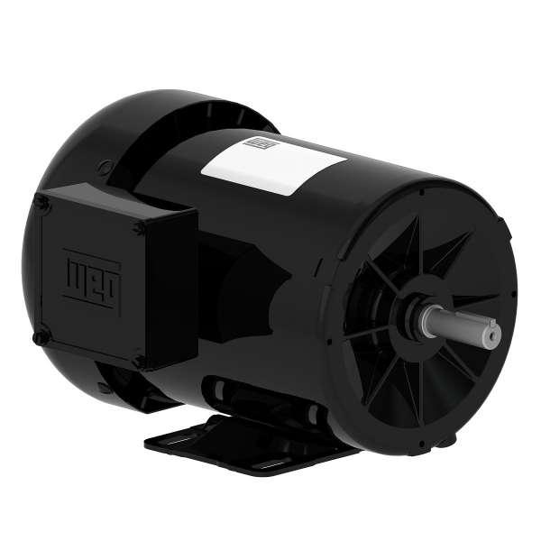 Motor NEMA trifasico armazon 56C  de 1HP 1800 RPM 00118ET3ERS56C