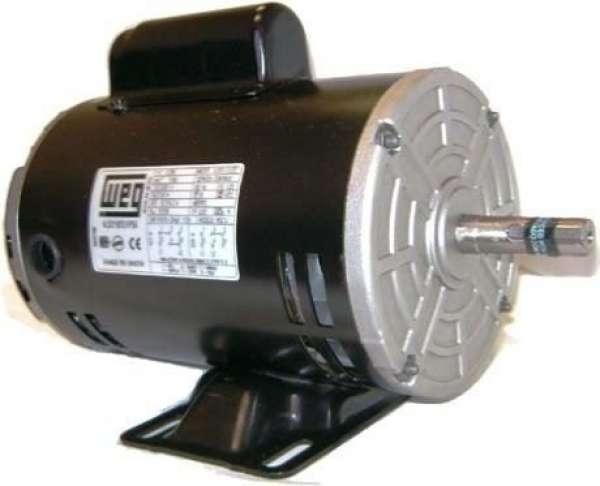 Motor WEG monofasico abierto 0.25HP 1800 rpm N.2518OS1PA56