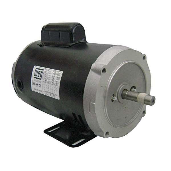 Motor WEG monofasico abierto 0.25HP 1800 rpm N.2518OS1PA56C