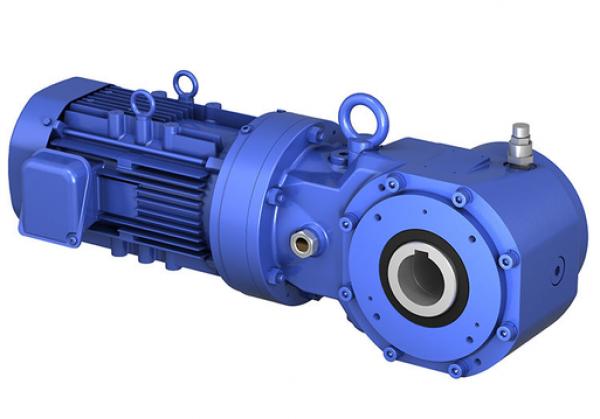 Motorreductor Sumitomo Cicloidal Bevel BuddyBox de 1.5Hp 14.3  rpm LHYM1H-5Z105YA-Y1-123
