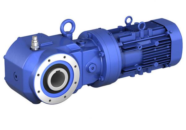 Motorreductor Sumitomo Cicloidal Bevel BuddyBox de 3Hp 62.5  rpm LHYM3-5A115YB-Y1-28