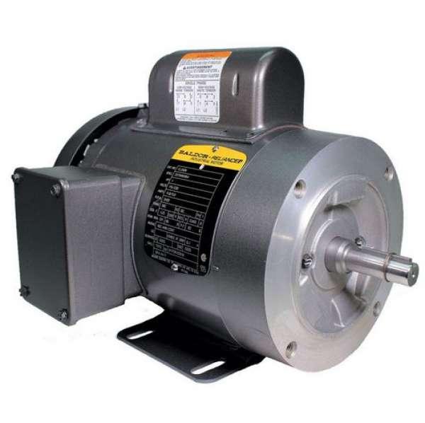 Motror monofasico  CL3510 TEFC de 1Hp 1800 RPM, armazon 56C