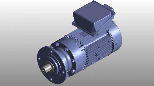Motorreductor Sumitomo Cyclo 1/4HP 34.4 RPM
