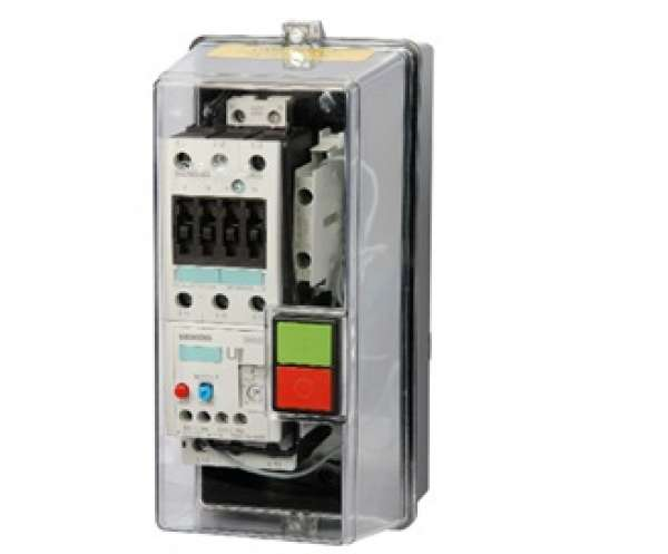 Arrancador Siemens ATP 3RS 5HP 3/60Hz. 220VCA